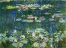 Claude Monet : Green Reflection III : $389