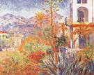 Claude Monet : Villas at Bordighera 1884 : $389