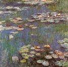 Claude Monet : Waterlilies 1916 : $379