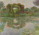 Claude Monet : The Flowering Arches 1913 : $389