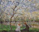 Claude Monet : Spring 1886 : $389