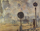 Claude Monet : The Signal : $389