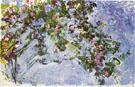 Claude Monet : The Roses c1915 : $389