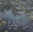 Claude Monet : Water Lilies 1906 A : $389