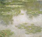Claude Monet : Water Lilies 1907 : $389