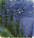 Claude Monet : Water Lilies c1915 B : $389