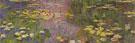Claude Monet : Water Lilies c1917 : $389