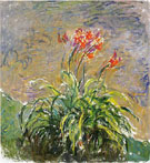 Claude Monet : Flowers by the Pond c1915 : $389