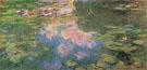 Claude Monet : Waterlilies 1919 : $389