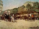 Childe Hassam : Grand Prix Day 1887 : $385