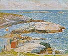 Childe Hassam : Bathing Pool Appledore 1907 : $389