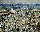 Childe Hassam : Surf Isles of Shoals 1913 : $389