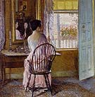 Childe Hassam : Morning Light 1914 : $389
