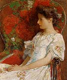 Childe Hassam : The Victorian Chair 1906 : $389