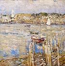 Childe Hassam : Gloucester 1899 : $389