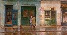 Childe Hassam : Little Cobblers Shop 1912 : $389