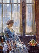 Childe Hassam : The New York Window : $389