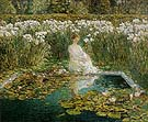 Childe Hassam : Lilies 1910 : $389