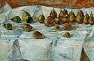 Childe Hassam : Winter Sickle Pears 1918 : $389