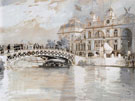 Childe Hassam : Columbian Exposition Chicaga  : $389