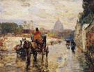 Childe Hassam : Le Val de Grace Spring Morning 1888 : $389