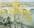 Childe Hassam : Pont Royal Paris  : $389