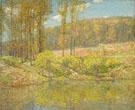 Childe Hassam : Spring Navesink Highlands 1908 : $389
