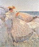 Childe Hassam : Summer Sunlight : $389