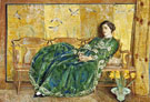 Childe Hassam : The Green Gown 1920 : $389