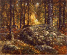 Childe Hassam : The Jewel Box Old Lyme 1906 : $389