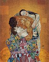 Gustav Klimt : The Family : $295