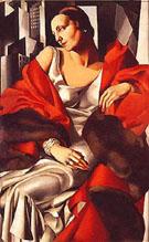 Tamara de Lempicka : Madam Boucard : $375