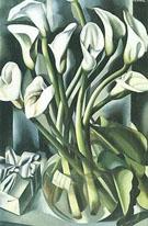 Tamara de Lempicka : Calla Lily : $369