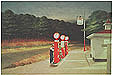 Edward Hopper : Gas 1940 : $335
