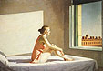 Edward Hopper : Morning Sun 1952 : $335