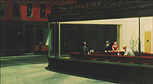 Edward Hopper : Night Hawks 1942 : $399