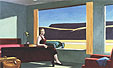 Edward Hopper : Western Motel 1957 : $3399