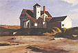 Edward Hopper : Coast Guard Station 1927 : $379