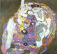 Gustav Klimt : The Virgin 1913 : $355