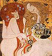 Gustav Klimt : Beethoven Frieze 1902 : $369