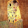 Gustav Klimt : The Kiss 1907 : $379