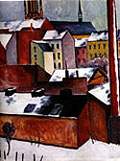 August Macke : The Storm 1911 : $369