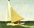 Edward Hopper : Sailing 1911 : $369