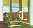 Edward Hopper : Room in Brooklyn 1932 : $365