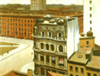 Edward Hopper : The City 1927 : $335