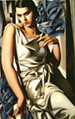 Tamara de Lempicka : Madam M 1930 : $369
