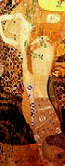 Gustav Klimt : Water Serpent 1  : $389