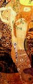 Gustav Klimt : Water Serpent 1  : $389