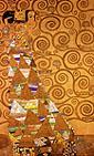 Gustav Klimt : Expectation  : $399