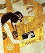Gustav Klimt : Hymn to Joy Detail 2 1902 : $379
